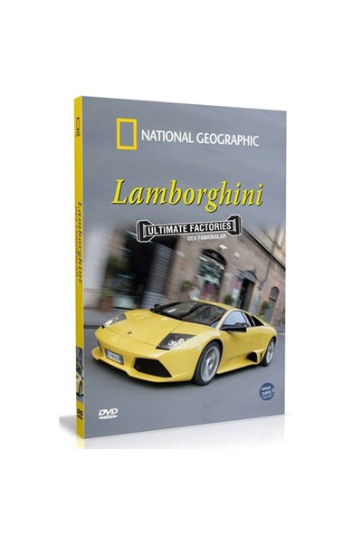 National Geographic: Ultimate Factories Lamborghini (National Geographic:Dev Fabrikalar Lamborghini)