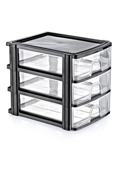 Home Design Çekmeceli Kutu Büyük (A-4 Kağıtlık)