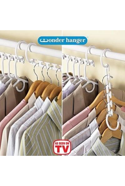 Bluezen Elbise Dolabı Askı Sihirbazı Wonder Hanger