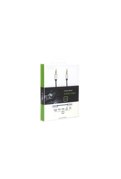 TTAF Nano Pro 3.5mm Stereo - 3.5mm Stereo Ses Kablosu 1,5m