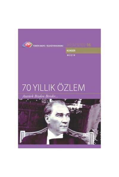 70 Yıllık Özlem (TRT Arşiv Serisi 16) ( DVD )