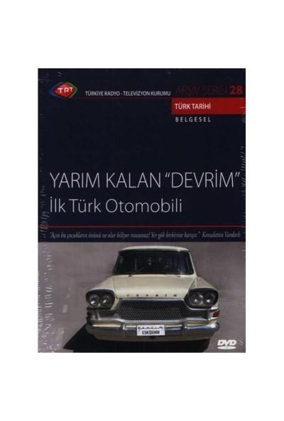 Yarım Kalan Devrim-İlk Türk Otomobil (TRT Arşiv Serisi 28) (DVD)