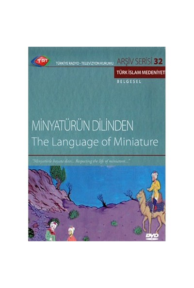 Minyatürün Dilinden (TRT Arşiv Serisi 32) ( DVD )