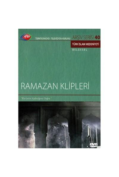 Ramazan Klipleri (TRT Arşiv Serisi 40) (DVD)