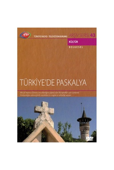 Türkiye'de Paskalya (TRT Arşiv Serisi 43) (DVD)