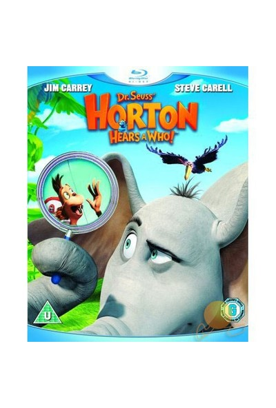 Horton Hears A Who (Horton) (Blu-Ray Disc)