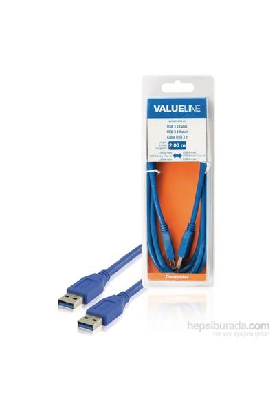 Valueline Vlcb61000l20 Usb 3.0 Kablo 2 Metre