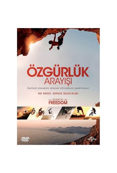 The Search For Freedom ( Özgürlük Arayışı)