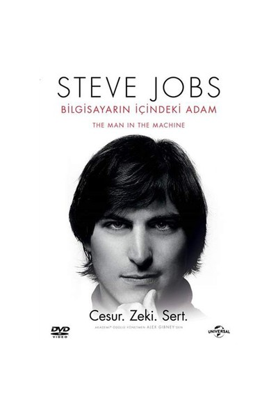 Steve Jobs: The Man İn The Machine (Steve Jobs: Bilgisayarın İçindeki Adam) (Blu-Ray Disc)