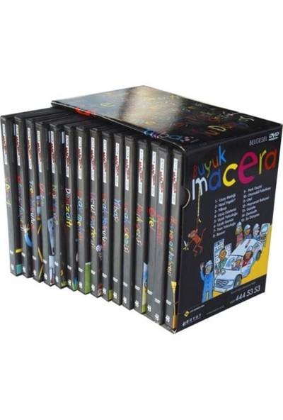 Büyük Macera Serisi (15 DVD)