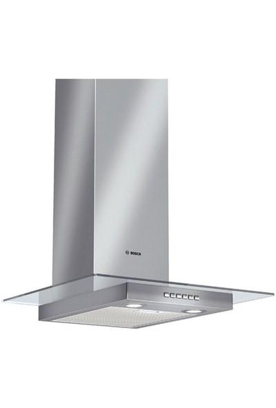 Bosch DWA06D650 Çelik Duvar Tipi Camlı Tasarım Davlumbaz