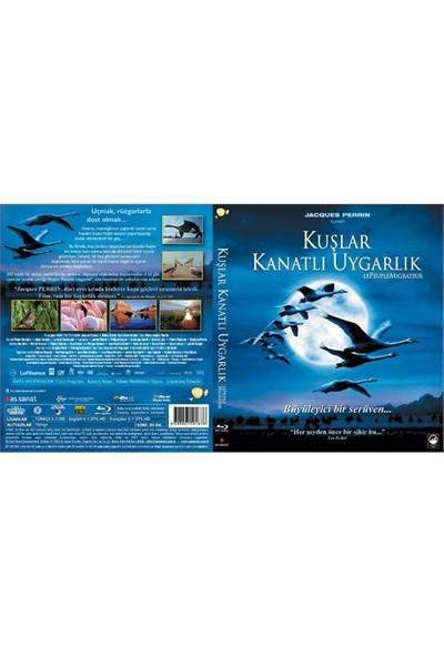 Le Peuple Migrateur (Kuşlar Kanatlı Uygarlık) (Blu-Ray Disc)