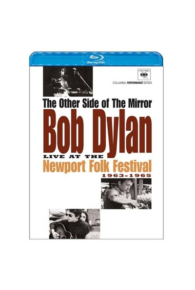 Bob Dylan - Live At The Newport Folk Festival (1963 - 1965) (Blu-Ray Disc)