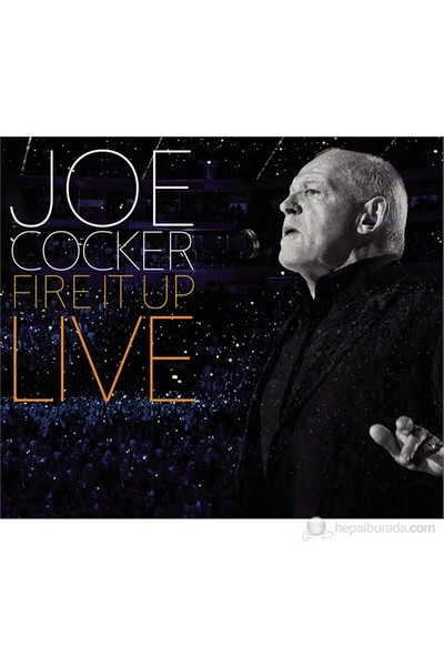 Joe Cocker – Fire It Up (Dvd)