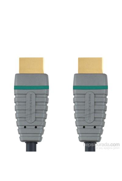 Bandridge BVL1002 HDMI - HDMI 2m High Speed HDMI Kablo