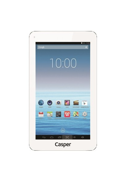 "Casper Via T27 Intel Atom Z3735G 16GB 7"" IPS Tablet"