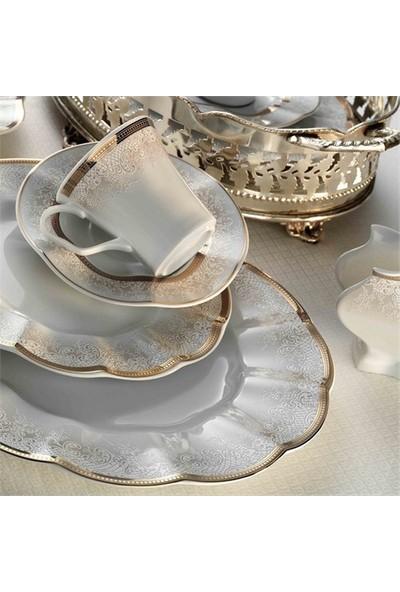 Kütahya Porselen Nil 83 Parça 62743 Dekor Yemek Takımı