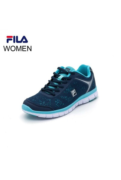 Fila 4010025 F010121 29Y Turner Run Wmn Dress Blues Ayakkabı
