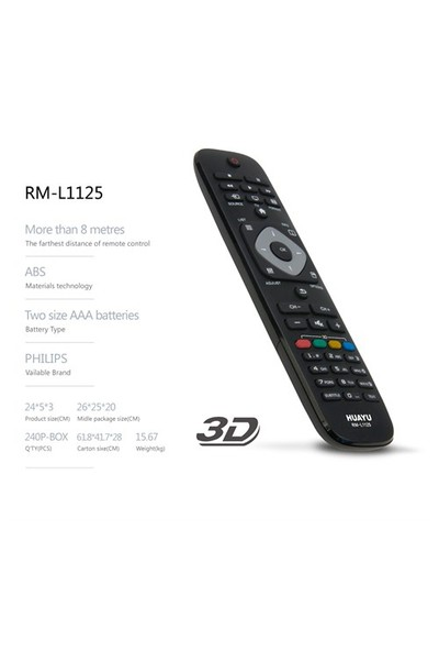 Huayu Rml-1225 Philips Led Tv Kumandasi