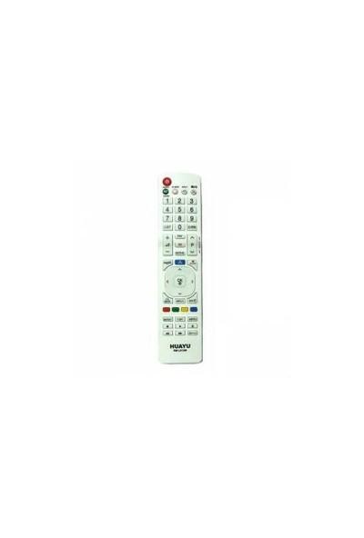 Huayu Rm-L915w Lg 3D Smart Tv Kumandası Beyaz
