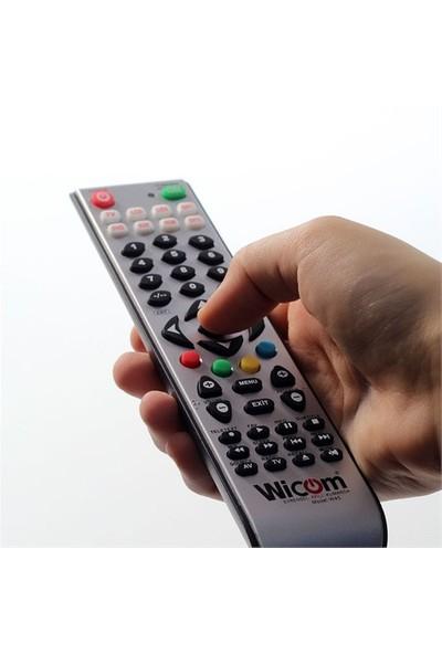 Wicom W-45 Extra 8 In 1 Unıversal Öğrenebilen Akıllı Kumanda
