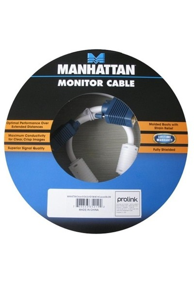 Manhattan Svga Kablo 15M