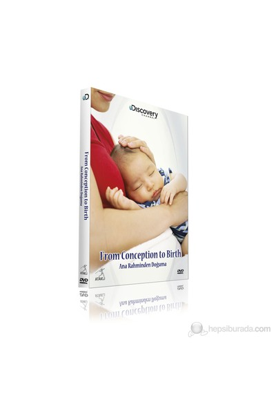 From Conception To Birth (Ana Rahminden Doğuma) (DVD)