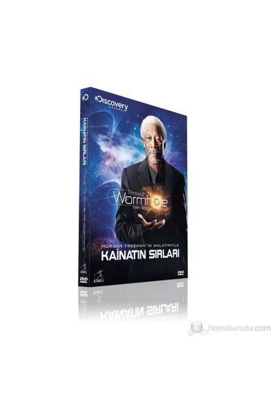 Through The Wormhole with Morgan Freeman (Morgan Freeman İle Kainatın Sırları) (DVD)