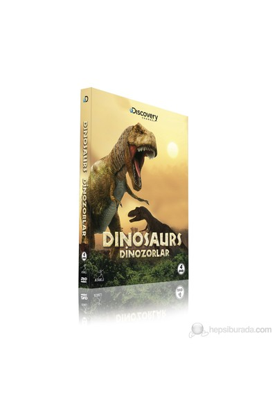 Dinosaurs (Dinazorlar) (DVD)