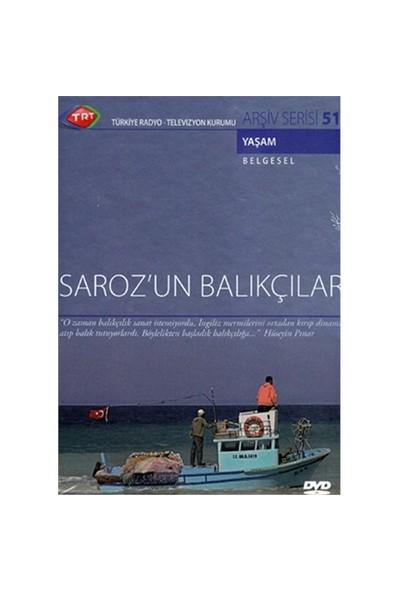 Saroz'un Balıkçıları (TRT Arşiv Serisi 51) ( DVD)