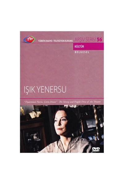 Işık Yenersu - Tiyatronun Narin Çetin Divası (TRT Arşiv Serisi 056) ( DVD )
