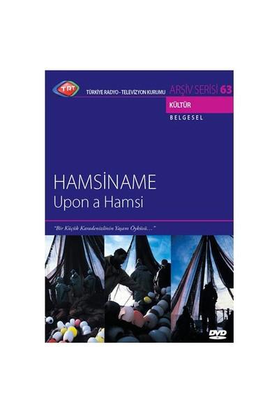 Hamsiname - Upon a Hamsi (TRT Arşiv Serisi 063) ( DVD )