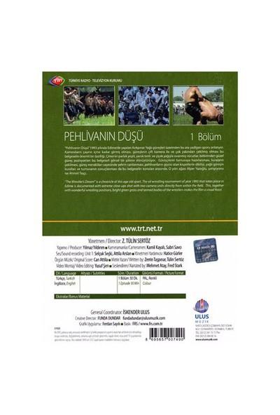Pehlivanın Düşü (TRT Arşiv Serisi 072) ( DVD )