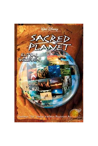 Sacred Planet (Kutsal Gezegen) ( DVD )