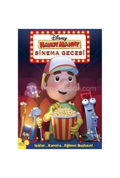 Handy Manny: Manny's Movie Night (Handy Manny: Sinema Gecesi)