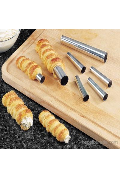 Zenker 42957 Joy Kitchen Metal Krema Çubukları