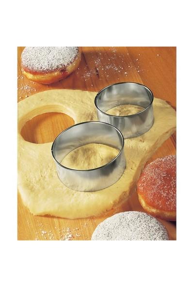 Zenker Donut Kalıbı 2 Adet 8 Ve 9 Cm