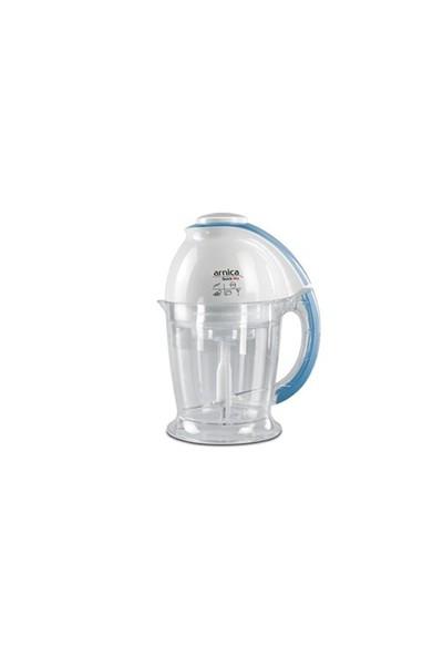 Arnica Quick Mix 500 Watt Doğrayıcı - Mavi