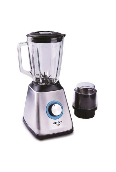 Arnica Vega 500W Lüks Blender Seti ve Kahve Öğütücü