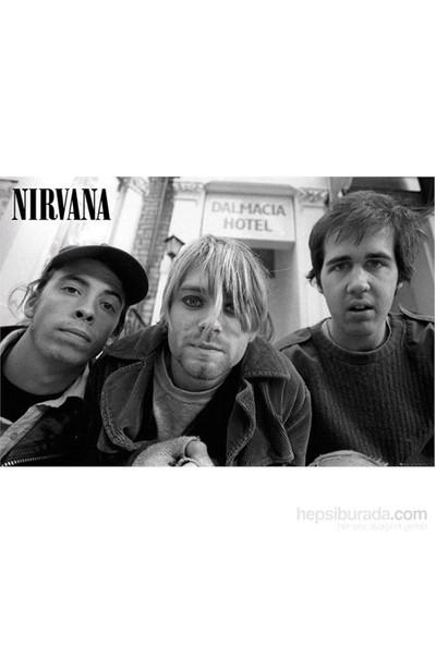 Nirvana Band Maxi Poster