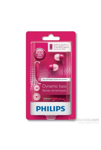 Philips SHE3595PK/00 Kulakiçi Kulaklık - Pembe