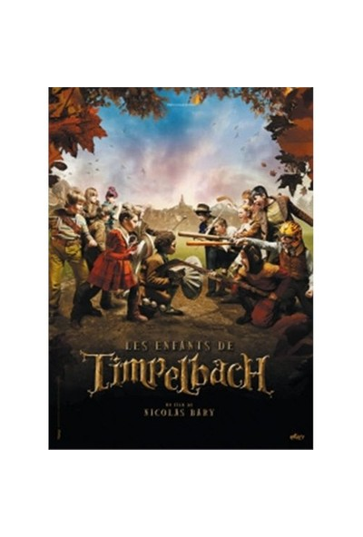Trouble At Timpetill (Timpelbach Çocukları)