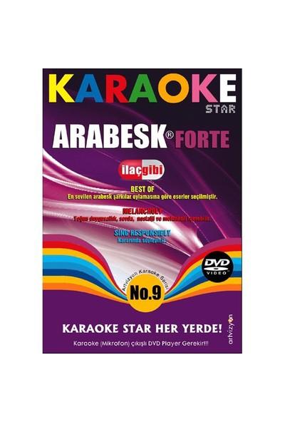 Karaoke Star No:9 Arabesk Forte - İlaç Gibi