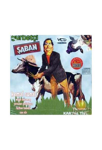 Gurbetçi Şaban ( VCD )
