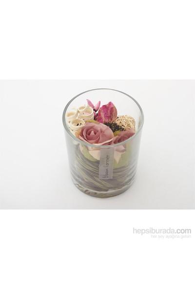 Casa Di Mona Cam Bardakta Çiçek
