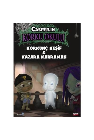 Casper Scare School Accidental Hero + Scare Scouts (Casper'ın Korku Okulu Kazara Kahraman + Korkunç