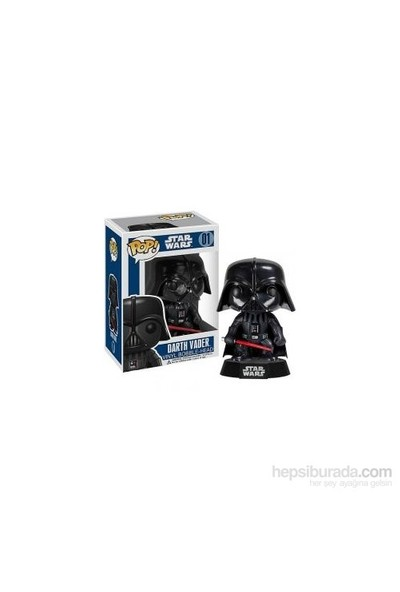 Funko POP Figür - Star Wars Darth Vader LE