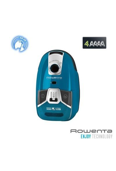 Rowenta RO6331 Silence Force 4A Toz Torbalı 750W Elektrikli Sessiz Süpürge