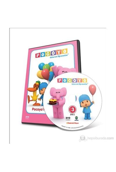 Pocoyo 3 - Pocoyo'nun Balonu (DVD)