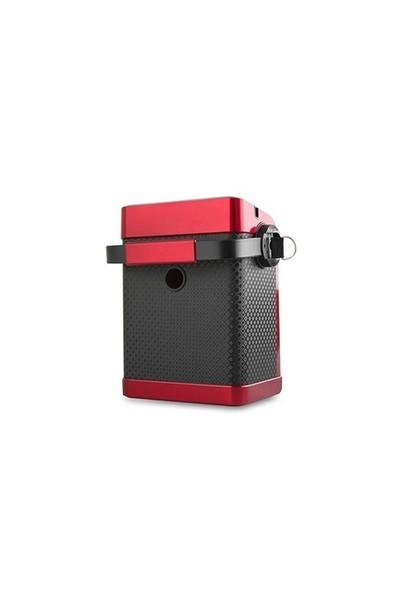 Mikado Md-71Kp Bluetooth Öğretmen-Toplantı Anfisi Fm Destekli Kırmızı-Siyah